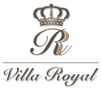 Villa Royal Rab - logo