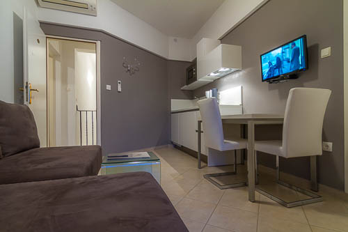 Comfort apartments for 2 people